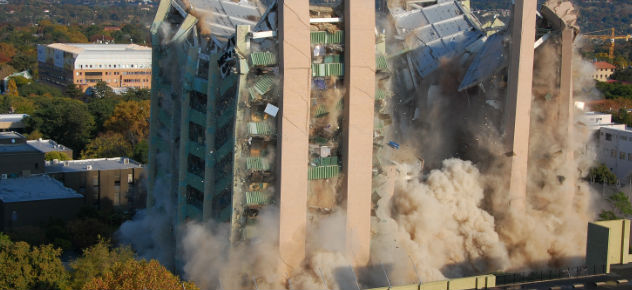 demolision